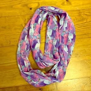 2 for $10 Trolls scarf Girls